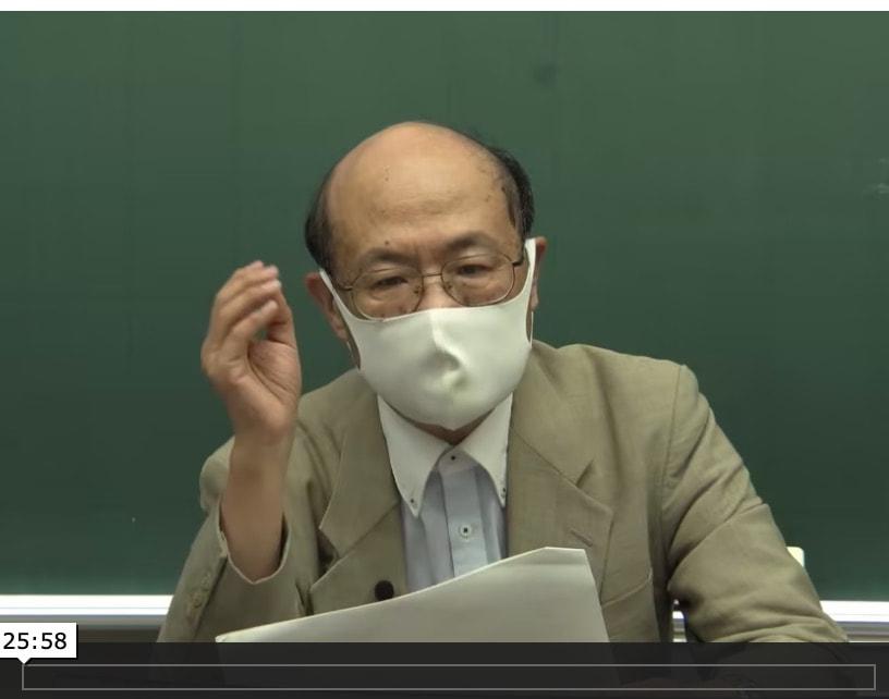 片岡正昭教授 最終講義