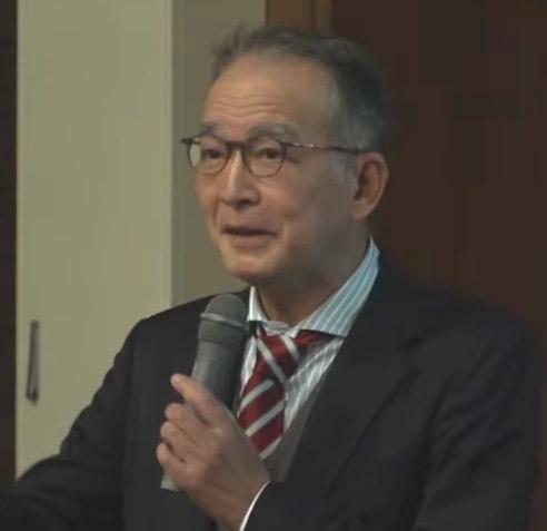 加藤眞三教授 最終講義