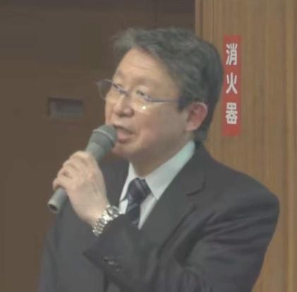 大谷俊郎教授 最終講義
